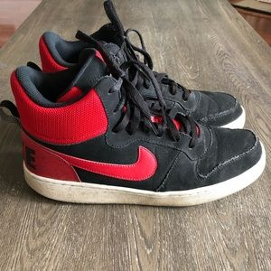 Nike High Top Basketball Men's Sneakers Size 10